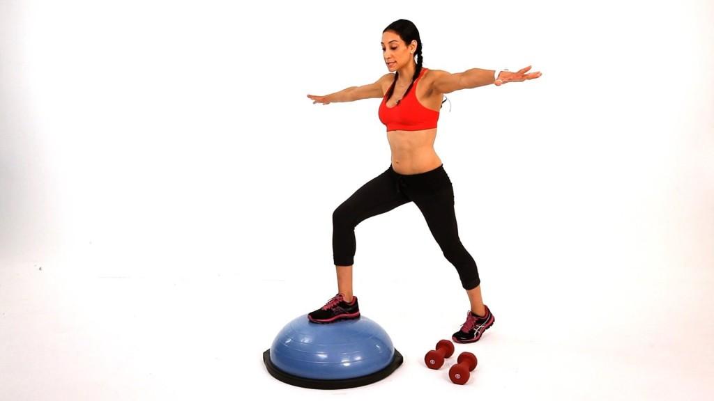 ćwiczenia propriocepcji